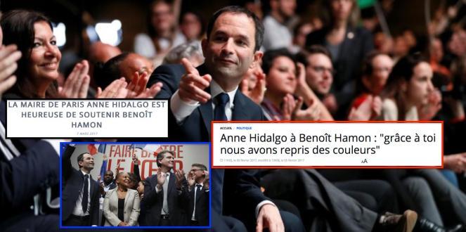Maire soutient Benoit Hamon pas Macron