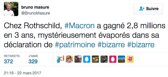 Patrimoine Macron