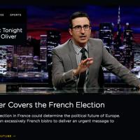 """""""French Elections"""" ou quand les américains se moquent (c'est juste, drôle & c'est bien)..."""