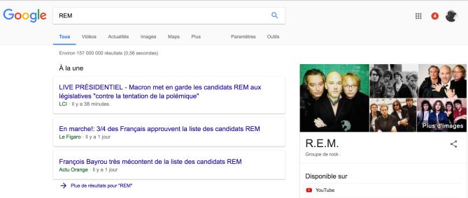 REM Music & République En Marche