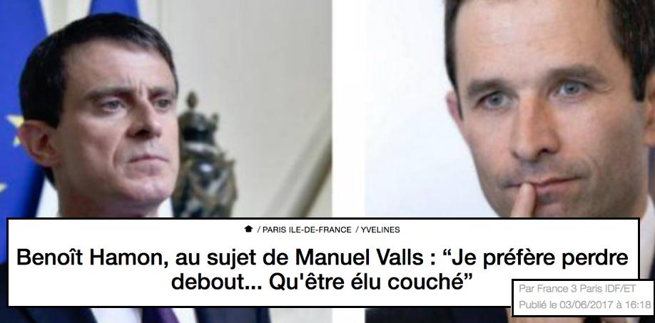 Hamon Valls Législatives Essone Sisyphe