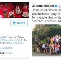 """Malek #Boutih éliminé, une """"hilarité présidentielle"""". #Législatives2017..."""