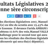 #Législatives: Projection sièges de la nouvelle Assemblée Nationale...