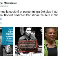 """Ils ont fait la France"": Robert Badinter, Simone Veil, Christiane Taubira ..."