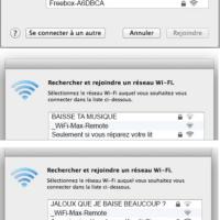 Quand le « nom du réseau wifi » devient insulte et fait la conversation entre voisins…