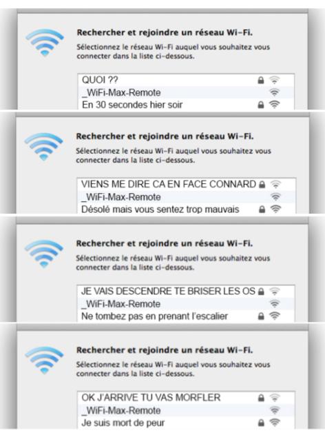 dispute via nom réseau wifi_am