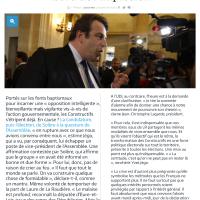 """Déconstruction de la """"Secte Solère"""": les #frondeurs de chez #LR s'étripent, déjà ..."""