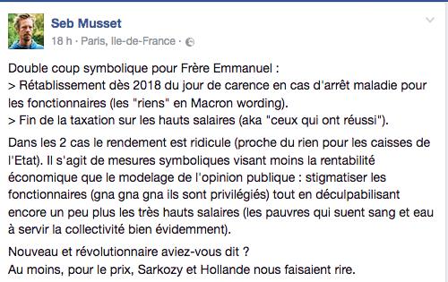SEb Musset Facebook