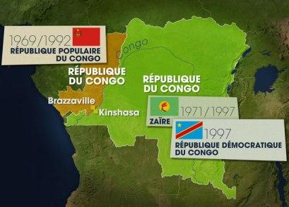 Congo Indépendance Brazzaville Kinshasa
