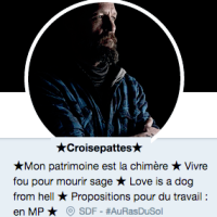 """""""Je tweete donc je suis"""", c'est l'histoire d'un mec devenu le porte-parole des #SDF (lire)…"""