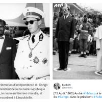 """Indépendance """"chacha"""" du #Congo: Et la pirogue «Les Jours heureux» toujours pas là…"""