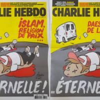 Est ce que «critiquer #CharlieHebdo c'est l'esprit #Charlie, ou pas»? Répondre...