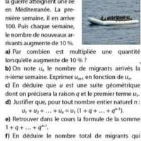 Chez #Nathan, en plus de l'exo de maths «Calcul des #Migrants», Omar SY & le Moyen-Âge...