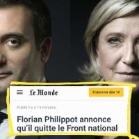#FN, divorce pour un plat de #Couscous: les raisons cachées du départ de Florian Philippot ...