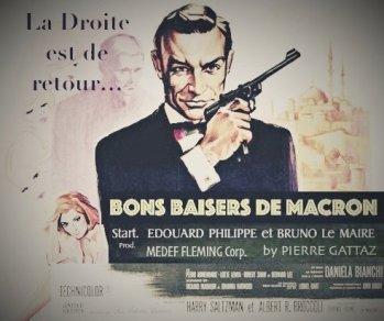 Bons baisers de Macron Hausse CSG