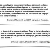 Emmanuel Macron, le « Phare-à-honte » d'#Egypte et la nouvelle « pyramide des #droits de l'homme»…