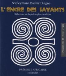 L_encre des savants-Réflexions sur la philosophie en Afrique