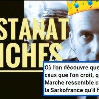 Quand Macron convie les «donateurs de sa campagne présidentielle» à l'Élysée. #infoleaks
