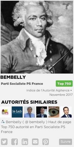 Bembelly Parti socialiste