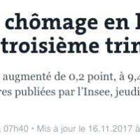Le drame du chômage: condamné pour avoir menacé de s'immoler à Pôle Emploi...