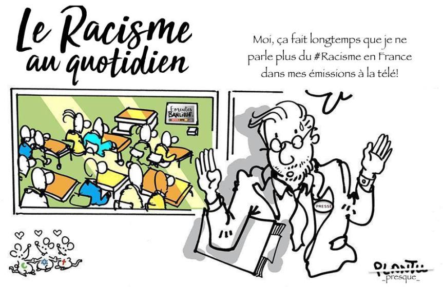 Plantu antisémitisme racisme - copie