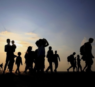Avis du Papa Figaro, Migrants Sondage