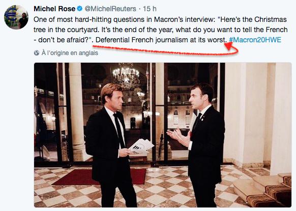 Macron Elyséee