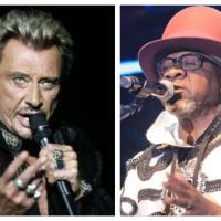 "RIP Johnny Hallyday, le ""Papa Wemba"" des Français ..."