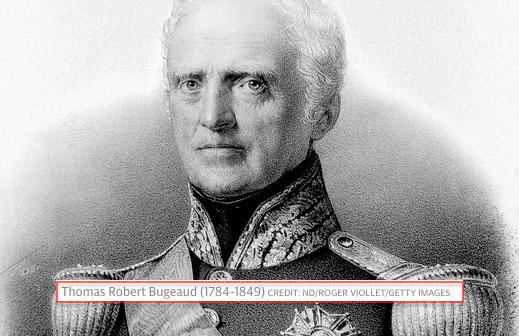 Thomas Robert Bugeaud (1784-1849)