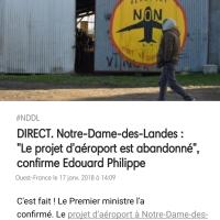 Notre-Dame-des-Landes, Amen! #NDDL ...