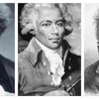 Alexandre Dumas, Chevalier de St George, Guillaume Guillon Lethière, voici leur #Histoire (de #France) ...