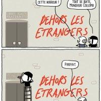 """Du """"pays des droits de l'homme"""" au """"pays de l'homme de #Droite (extrême)"""", la #France ..."""