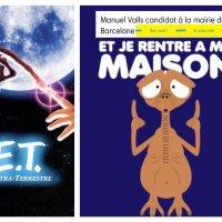 """Manuel Valls: """"La France tu l'aimes ou tu la quittes"""". (Billet x° degré Celsius)..."""