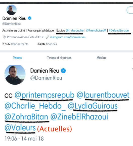 FdSouche Laurent Bouvet Printemps republicain extrême droite