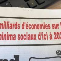 """L'ère #Macron et le """"théorème de l'homme pauvre""""  ..."""