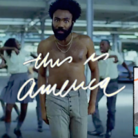 """This is America"" by Childish Gambino. Attention, ce clip va vous plaire ..."