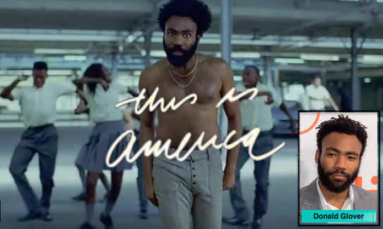 This is america Glover Childish Gambino