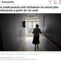 """Le """"#vieuxticide"""" de Macron: Après les pensions de retraite, les médocs Anti-Alzheimer"""