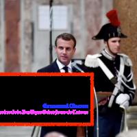"""De la """"pudibonderie"""" de #Macron: nouvelle arôme d'une métachimie religieuse.."""
