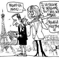 """Les """"#embêtations"""" d'Emmanuel #Macron ou quand cloche la rentrée (politique)...."""