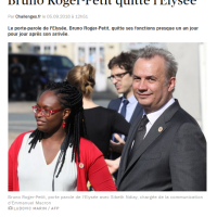 ☑ Bruno Roger-Petit #Libéré !