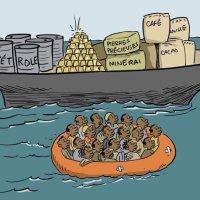 """""""L'immigration économique"""": la racine du mal de l'#Afrique…"""