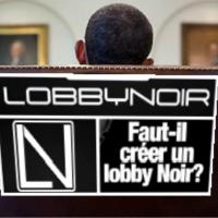 """Le """"lobby noir"""" ..."""