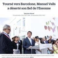 """Manuel Valls, le """"député fictif"""" ..."""