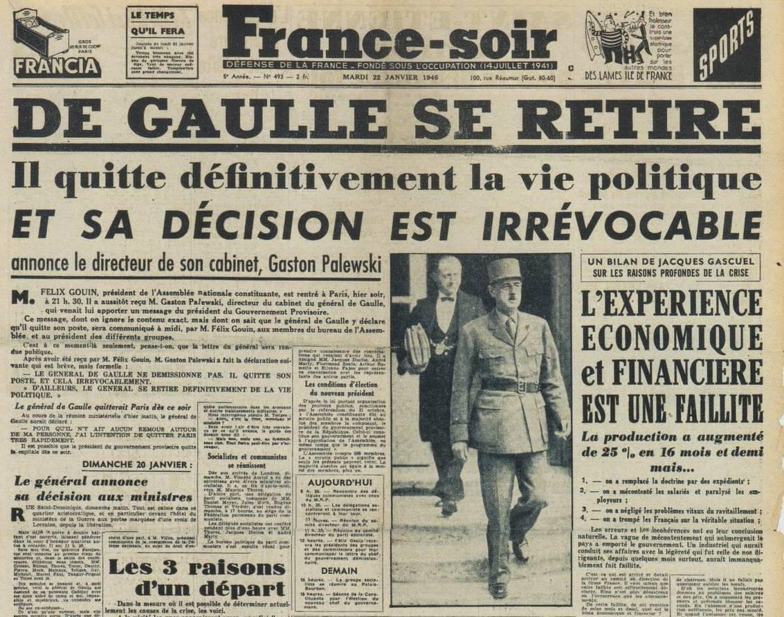 De Gaulle Macron Colombey les Deux Eglises