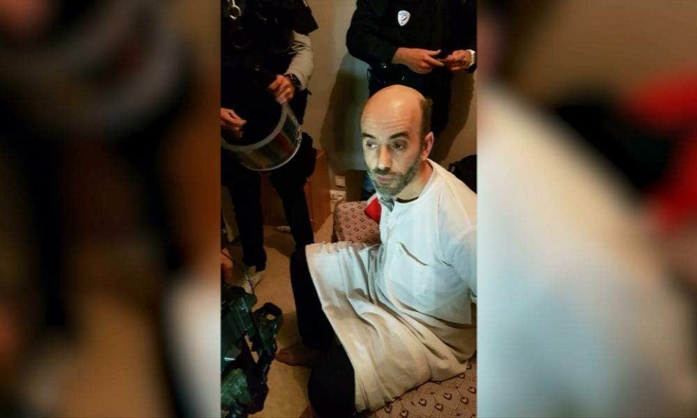 Redoine Faid Arrestation