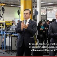 Stage Pro. pour B. Le Maire & G. Darmanin: «Lutter contre la fraude fiscale en France, l'exemple du Japon, le cas #Ghosn»