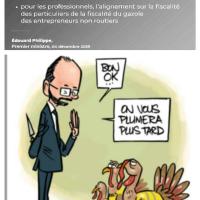 #GiletsJaunes: la déclaration «foutage de gueule» de Philippe & Macron ... #Bololo la suite