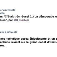 Macron ou comment «offrir l'immigré en festin pour que le peuple affamé se gave» ... #GrandDébatNational