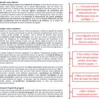 Lettre de #Macron à l'Europe | le résumé ...